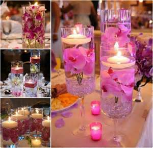 easy floating candle centrepieces ideas the whoot