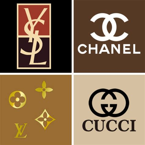 Chanel Nail Stencils