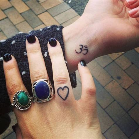 wrist and finger tattoos 31 excellent om tattoos designs on wrist