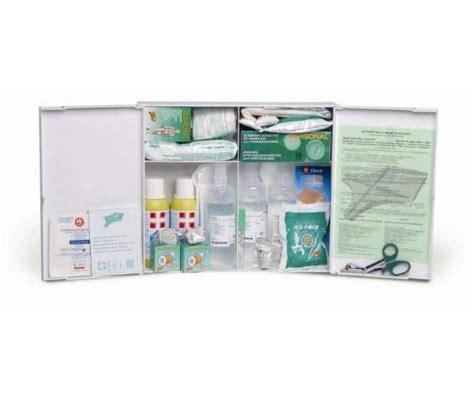 cassetta primo soccorso contenuto contenuto cassetta pronto soccorso normativa e dettagli