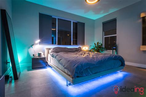 bedroom strip philips hue light strips manual