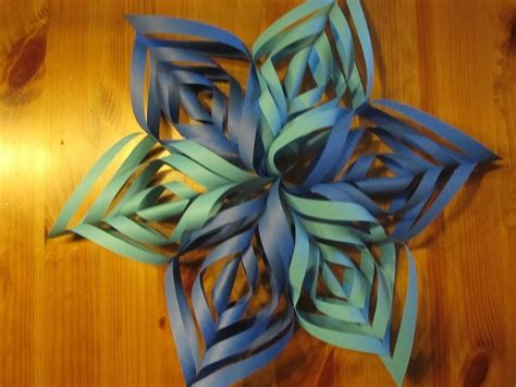 weihnachtsdeko sterne basteln weihnachtsbasteln papierstern ornament basteln