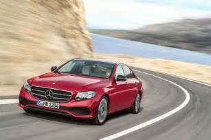 2016 mercedes e class revealed
