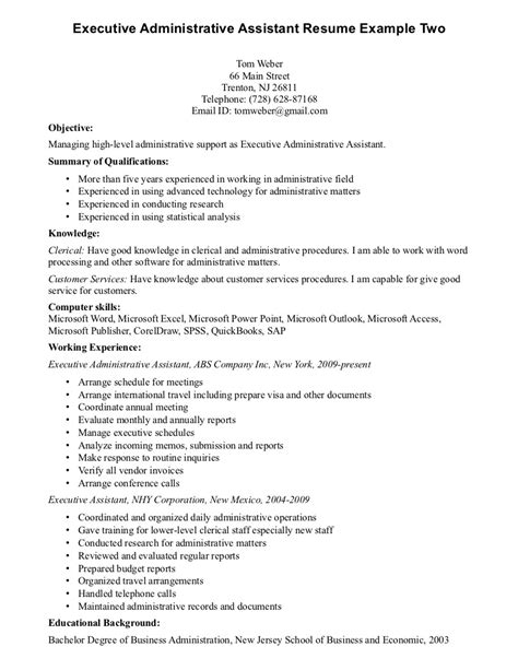Best Job Resume Examples by Example Of A Good Summary Design Resume Template