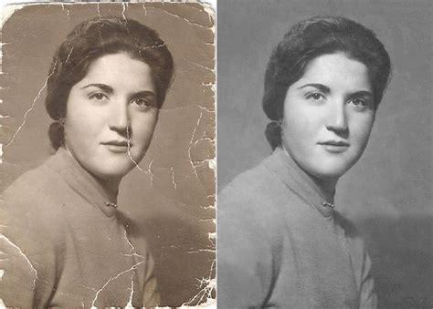 fotos antiguas estropeadas en todas las casas tenemos fotos antiguas que con el
