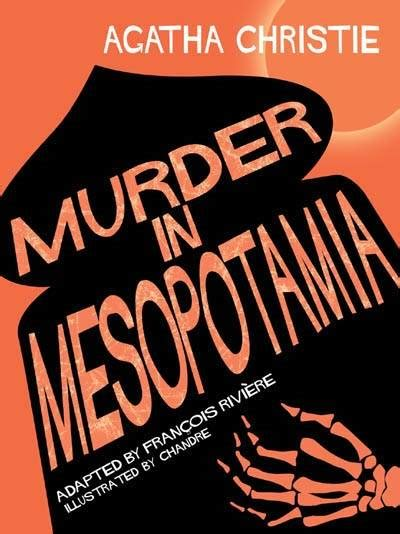 0008164878 murder in mesopotamia poirot livre agatha christie murder in mesopotamia agatha