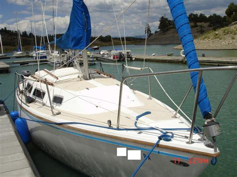 swing keel 1983 catalina catalina 25 swing keel pop up with tandem