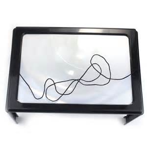 Table Top Magnifier by Lighted Table Top Desk Reading Magnifier Magnifying Glass