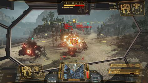 games mechwarrior  megagames