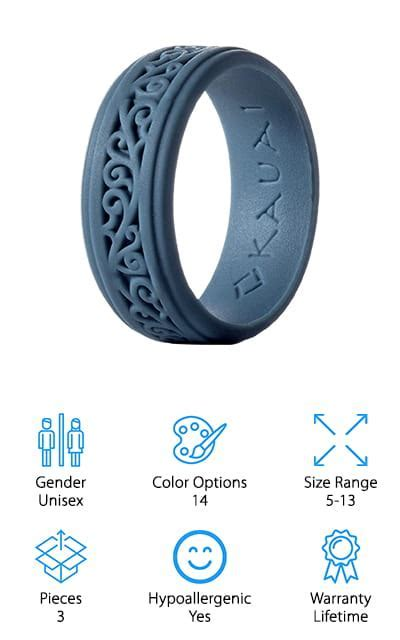10 Best Silicone Rings 2019 [Buying Guide] ? Geekwrapped