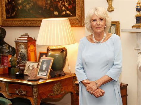 Clarence House Sweepstakes - camilla duchess of cornwall on osteoporosis
