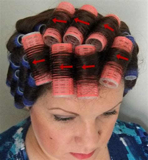 how to set hair with rollers for a pixie cut wet set imaginerdtive