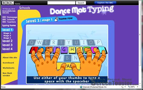 Dans Mat Typing by Mat Typing
