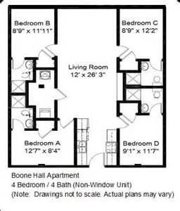 Basic Floor Plan Maker boone hall apartments
