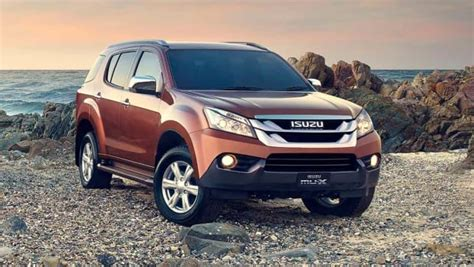Isuzu Mu X Reviews 2014 2014 Isuzu Mu X 4wd Ls T Review Carsguide
