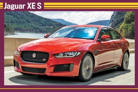 Auto Bild Jaguar Gewinnen 30 tage 30 autos jaguar xe s gewinnen autobild de