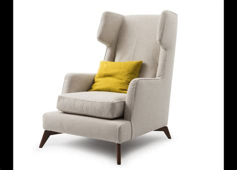 contemporary armchairs vibieffe class high back armchair contemporary furniture