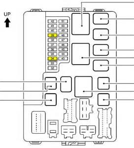 2002 nissan altima fuse box diagram