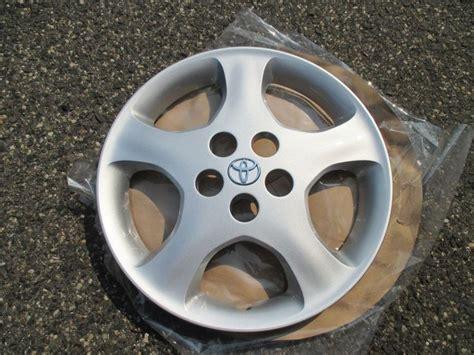 toyota corolla 2006 hubcaps ebay 2006 toyota corolla hubcap