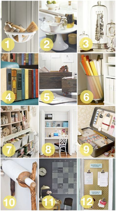 ways to organize your house 12 ways to creatively organize creative ideas pinterest