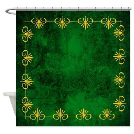 jewel tone shower curtain emerald jewel tones shower curtain by jqdesigns