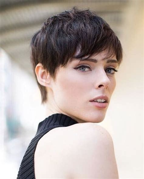 short trendy hairstyles the haircut web the most beautiful short hairstyles you can see pixie
