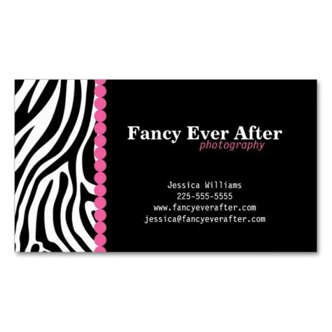 Free Zebra Business Card Template by Free Zebra Print Business Cards Template Choice Image