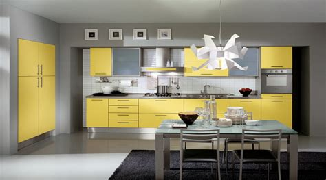 small yellow kitchen 10 fresh yellow kitchen interior design ideas https