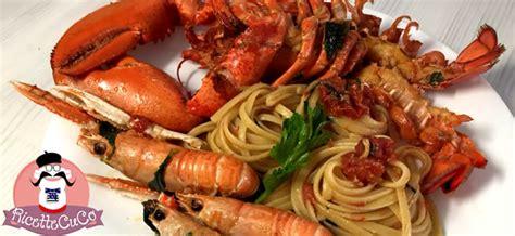 come si cucina l astice con le linguine linguine in bianco con astice e sci ricetta classica