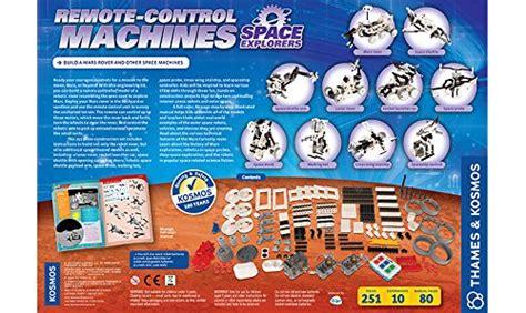 Chm Tk1 Kulot Set Marun thames kosmos robotics smart machines science kit toys toys electronic toys toys