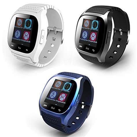 Smartwatch M26 Soyan M26 Bluetooth Smart Wrist Black