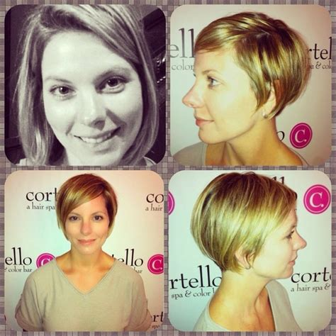pixie cut before and after pixie cut before and after cortello the before