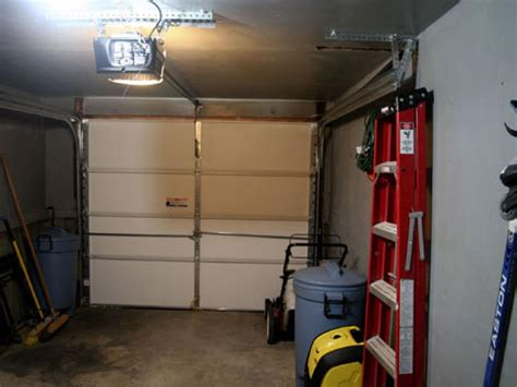 Garage Door Open Install Electric Garage Door Opener Hgtv