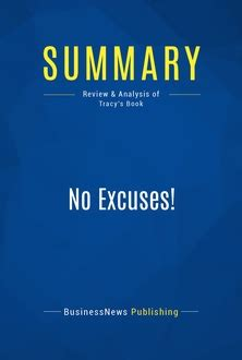libro no excuses the power no excuses 187 mustreadsummaries com learn from the best