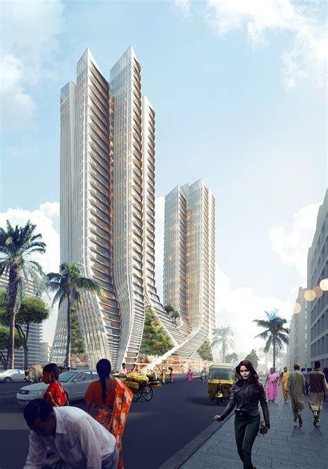 construction begins  xns grove towers  mumbai