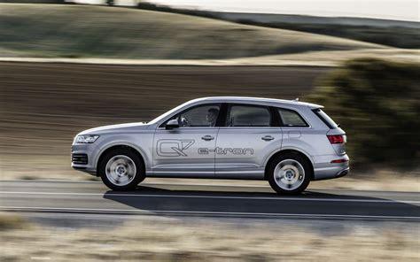 Audi Hybrid Q7 by Audi Q7 E Quattro Hybrid 2018 Suv Drive
