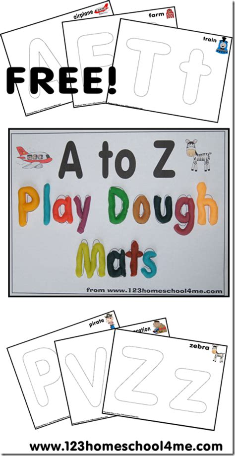 Letter Playdough Mats by Free Printable Shape Playdough Mats New Calendar