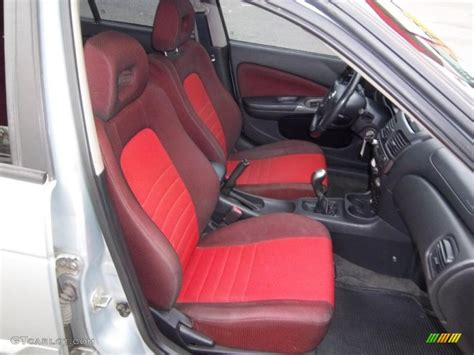 nissan 2002 interior 2002 nissan sentra se r spec v interior photo 46491720
