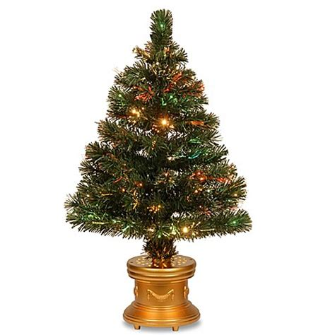 buy national tree 32 inch fiber optic radiance fireworks