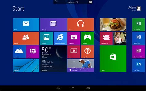 news apps for android new app microsoft releases remote desktop client for android