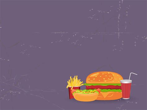 mcdonald s background mc donalds restaurant powerpoint templates food drink