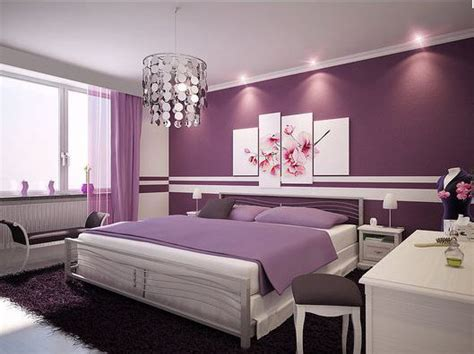 painting one wall a different color in a bedroom wall painting ideas home trendy