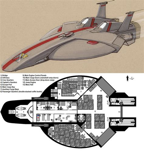 spaceship floor plan deck plans favourites by shokuali30 on deviantart