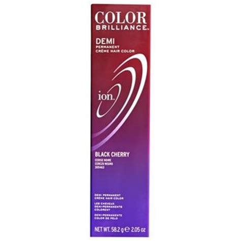 ion brilliance color chart demi african american ion color brilliance master colorist from sally beauty supply