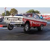 64 Comet Sox And Martin Clone  Doin Wheelies Draggin Bumpers