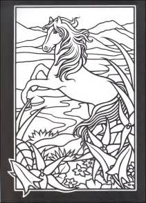 stained glass coloring books stained glass coloring pages