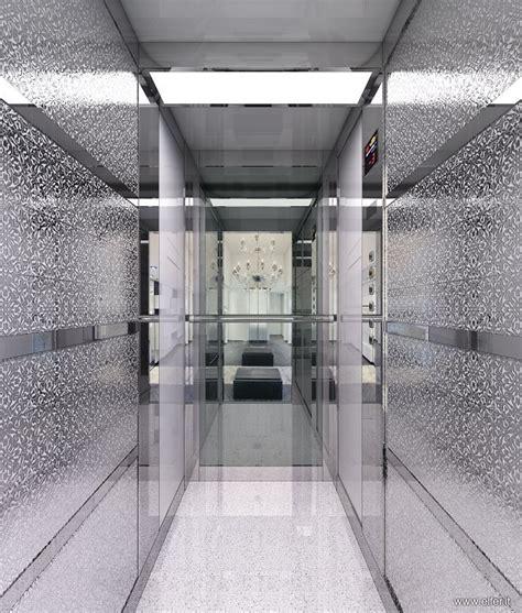 cabina ascensore cabina ascensore in acciaio inox antigraffio elfer