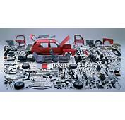 Picture Of The Day Meticulously Dismantled VW Golf &171TwistedSifter