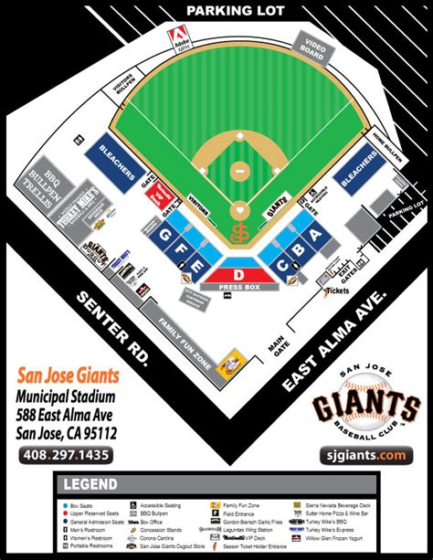 san jose giants directions this page no longer exists san jose giants tickets