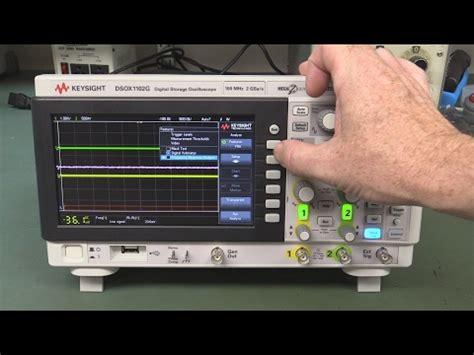 Keysight Scope Giveaway - sneak peek new keysight 1000 x series oscilloscope